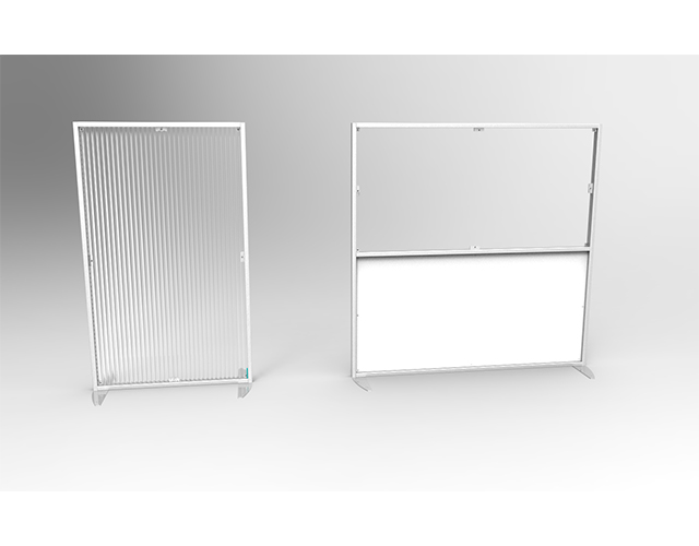 Sleekline Freestanding Dividers